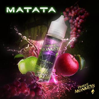 Liquid Matata - Twelve Monkeys 50ml