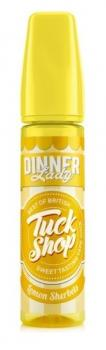 Liquid Lemon Sherbts - Dinner Lady Tuck Shop 50ml