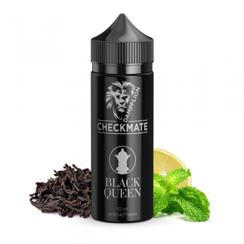 Longfill Dampflion Checkmate - Black Queen 10ml